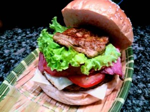 Burger Paris Dem