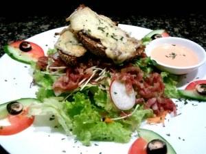 Salad Camembert