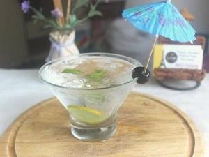 Vodka với nước chanh